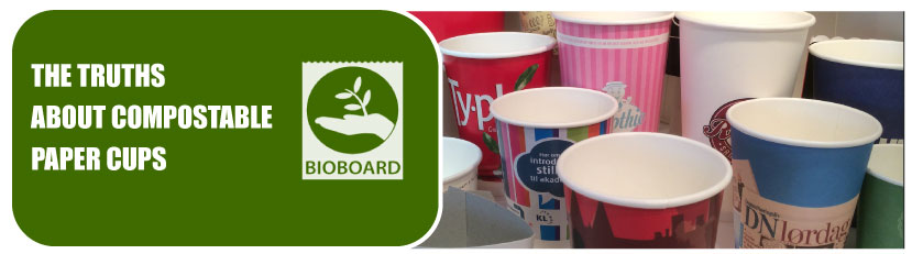 Compostable Paper Cup Facts